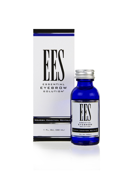 EES - Essential Eyebrow Solution bottle