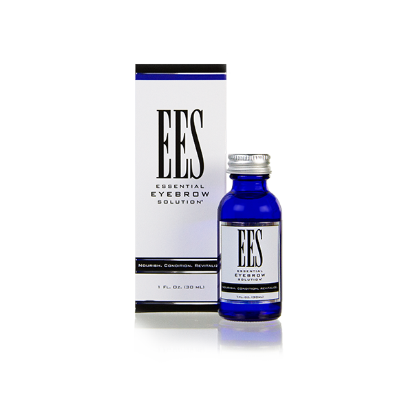 1oz ees essential eyebrow solution bottle