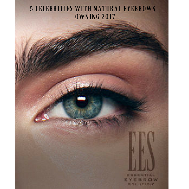 celebrity eyebrows - ees blog