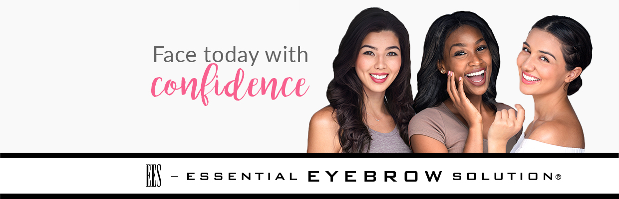 face today with confidence banner