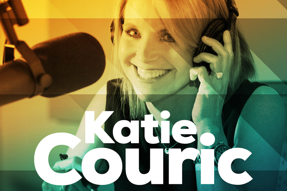 katie couric podcast
