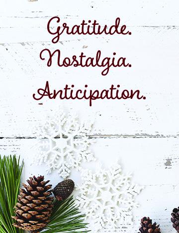 gratitude blog post