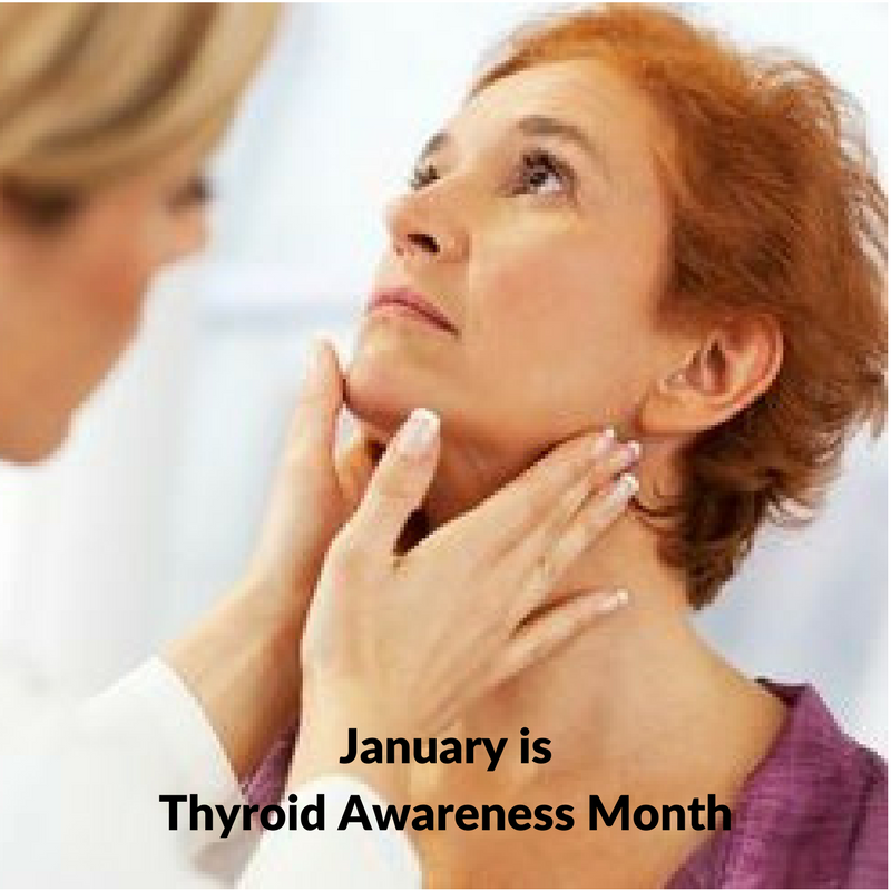 thyroid awareness - ees blog