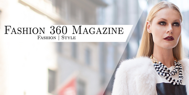 fashion 360 magazine banner