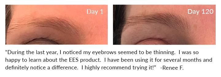 eyebrow testimonial